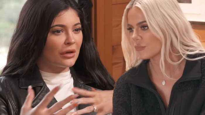 Kylie Jenner REVEALS Jordyn Woods NEEDED Tristan Thompson Scandal On KUWTK Preview!