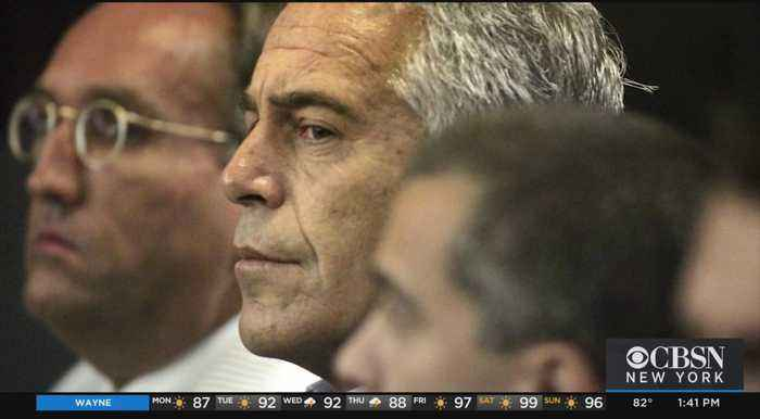 Judge To Wait On Deciding If Jeffrey Epstein Gets Bail On Sex Trafficking Charges