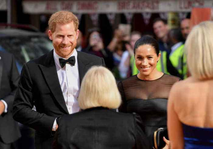 The Duke and Duchess of Sussex's son gifted toy Simba