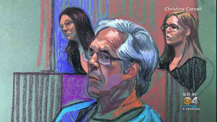 Two Accusers Of Jeffrey Epstein Speak Out During Hearing, Judge To Decide Bail On Thursday