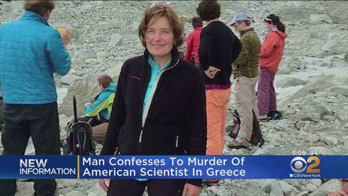 Man Confesses To Murder Of American Scientist In Greece