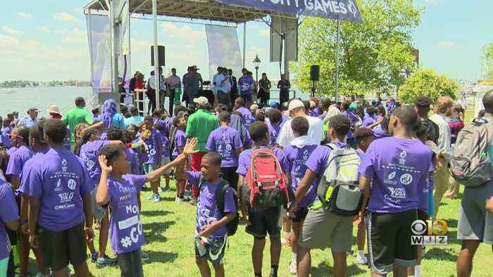 Let The Games Begin! First-Ever 'Charm City Games' Kick Off In Baltimore