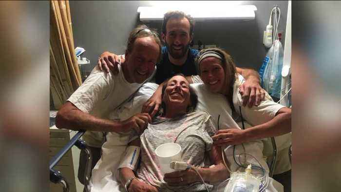 Missing California Hiker Found Alive 4 Days Later