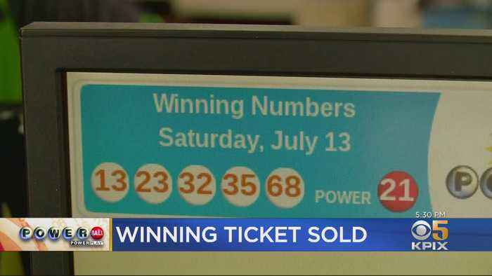 Powerball Ticket Sold In San Jose Misses One Number, But Wins Over $1 Million