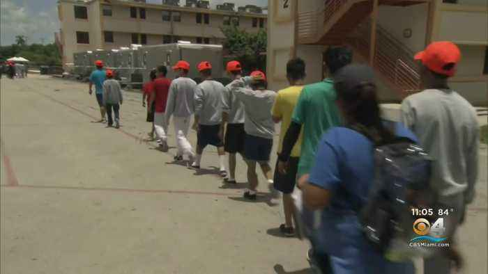 Homestead Facility No Longer Receiving Unaccompanied Minors From Southern Border