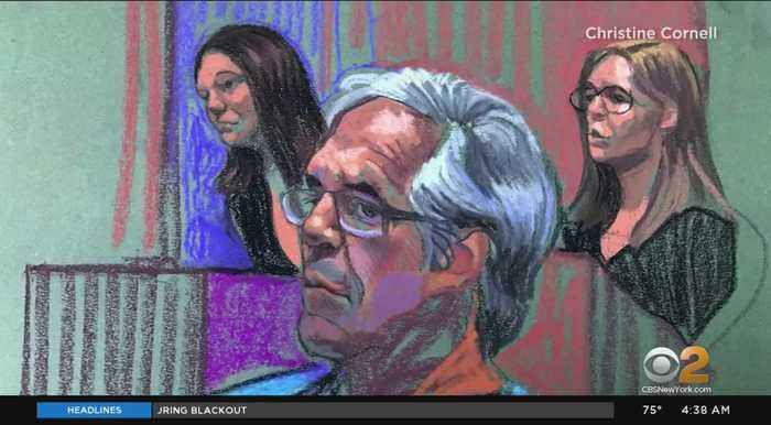Jeffrey Epstein Accuser Expected To Speak Out