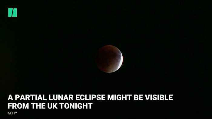 Partial Lunar Eclipse To Grace UK Skies On Moon Mission Anniversary