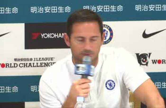 Chelsea don't need new players to be successful - Lampard