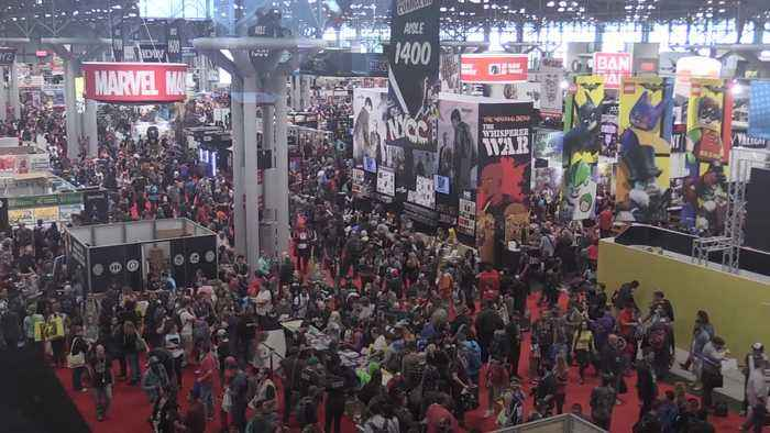 What is Comic-Con International?