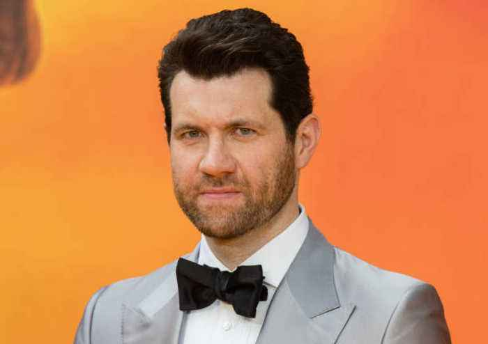 Billy Eichner 'freaked out' over meeting Prince Harry and Duchess Meghan