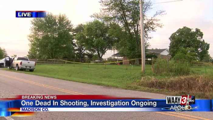 Deadly shooting in Ardmore