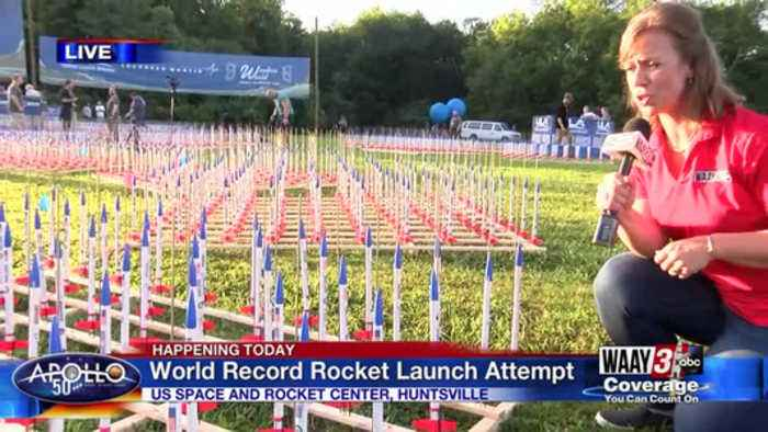 World Record Rocket Launch Attempt