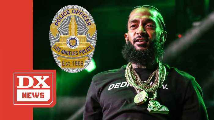 LAPD Denies Nipsey Hussle Is Center Of Any Gang-Related Investigation