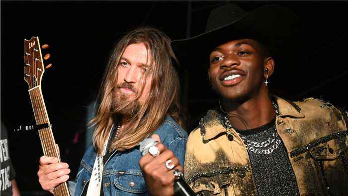Billy Ray Cyrus Uses Success From 'Old Town Road' To Get Pete Rose Into Baseball Hall Of Fame
