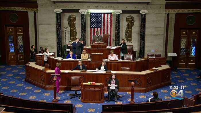 Resolution To Condemn Trump's Tweets Passes Along Party Lines In House