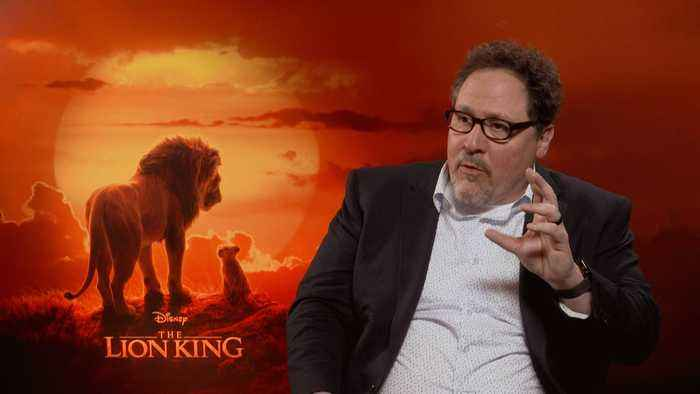 'The Lion King': Exclusive Interview With Jon Favreau