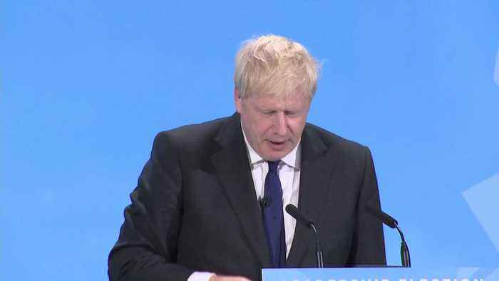 Boris Johnson Hits Out At Jeremy Corbyn