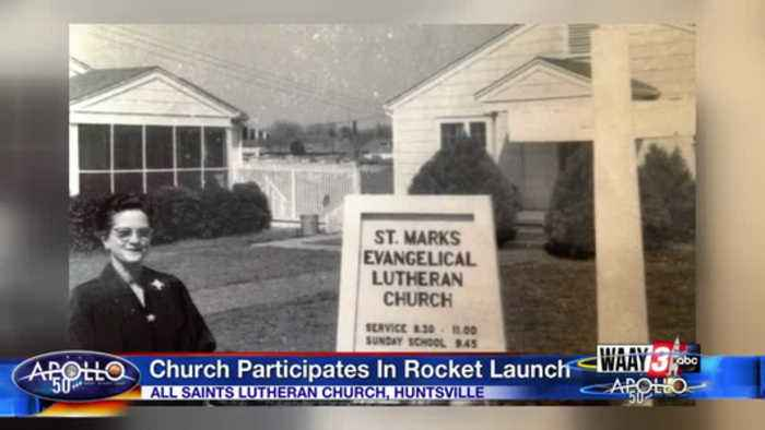 Huntsville churches pay homage to founding members who helped with Apollo 11 mission