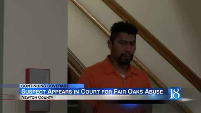 Man accused in Fair Oaks Farms animal abuse appears in court for first time