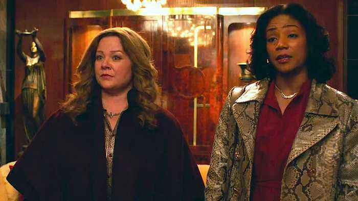 The Kitchen with Melissa McCarthy - Official Final Trailer
