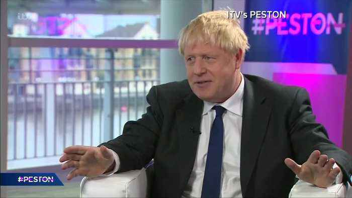 Johnson: UK can do 'great trade deals' with EU, U.S.