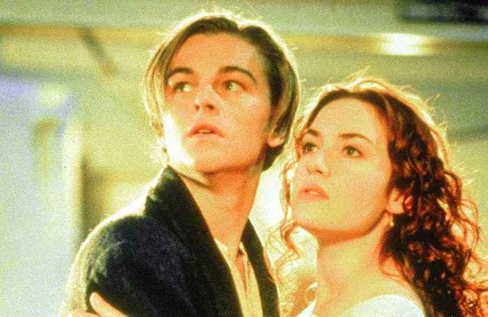 Brad Pitt and Margot Robbie tease Leonardo DiCaprio about Titanic