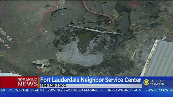 Fort Lauderdale Without Water After Main Break