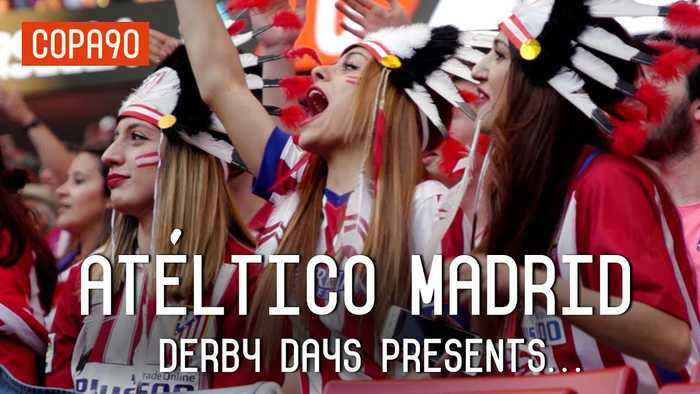 Atlético Madrid: Coraje y Corazón | Derby Days Presents...