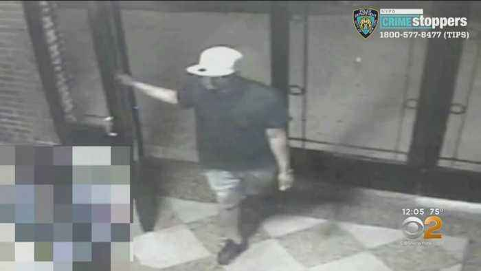 Police: Video Shows Suspect Wanted In Attempted Rape Of 74-Year-Old Queens Woman