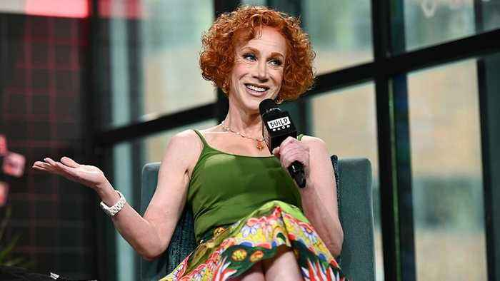 Kathy Griffin Needs To See A Female President In Her Lifetime