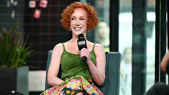 Kathy Griffin On Her 'Award-Winning' Role In 'Pulp Fiction' & Her Relationship With Quentin Tarantino