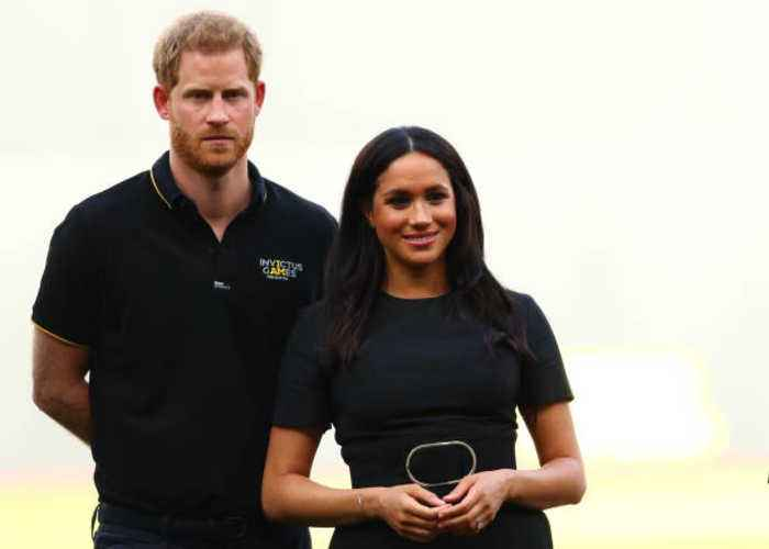 Prince Harry and Duchess Meghan unveil foundation name
