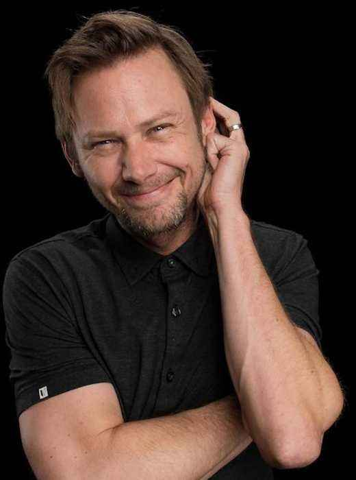 Jimmi Simpson Talks About The EPIX Series, 'Perpetual Grace, LTD'