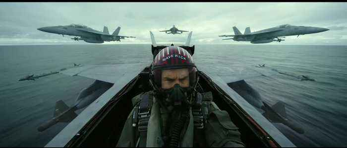 New trailer released for Top Gun sequel