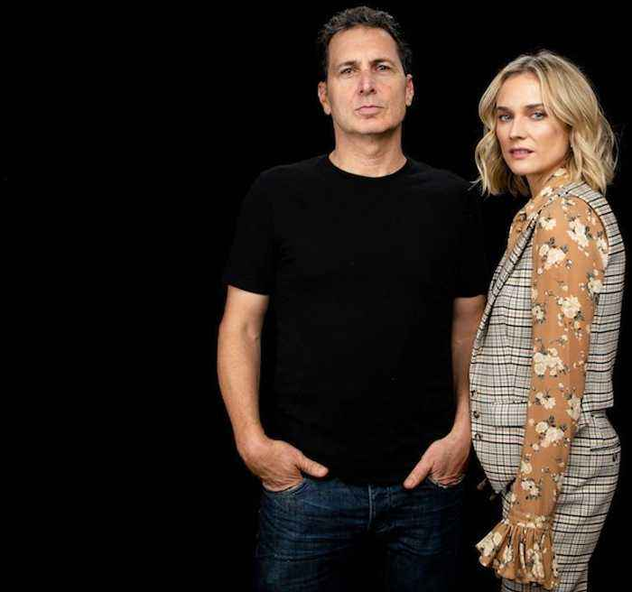 Diane Kruger & Yuval Adler Discuss The Film, 'The Operative'