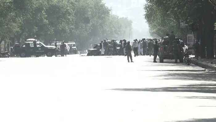 Several Killed, Dozens Wounded in Bombing at Kabul University