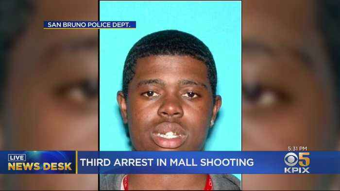 2 Teen Suspects Arrested In Connection With Tanforan Mall Shooting