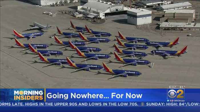Some Airlines Betting On 737 Max Flying Again By Fall, But Travel Expert Thinks That's Unlikely