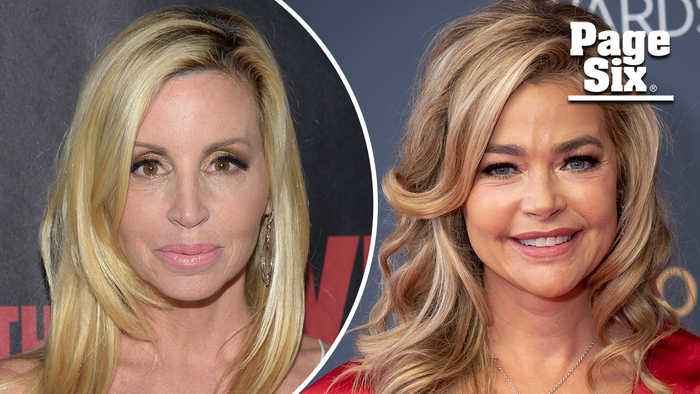 'RHOBH' Denise Richards questions Camille Grammer at reunion