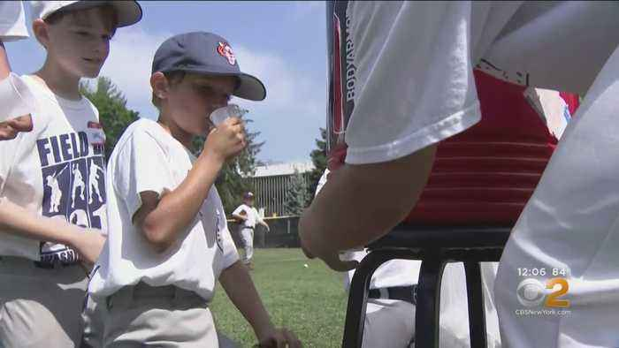 NYC Heat Wave: Extra Precautions For Kids At Sports Camp