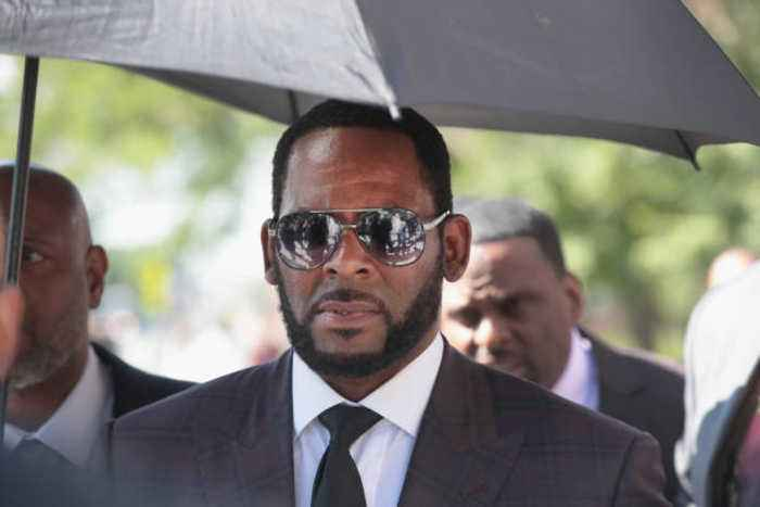 R. Kelly Is Happy to Be in Solitary Confinement