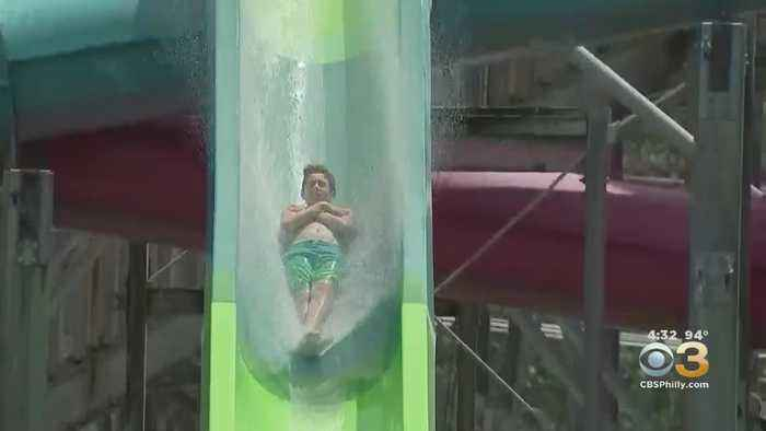 Families Find Cure For 90 Degree Temps At Six Flags Great Adventure