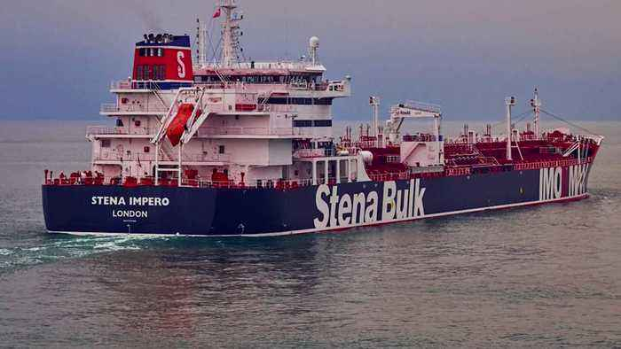 Jeremy Hunt 'extremely concerned' as Iran seizes British oil tankers