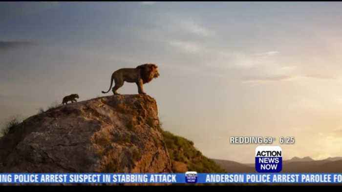 Action News Now Movie Review: The Lion King