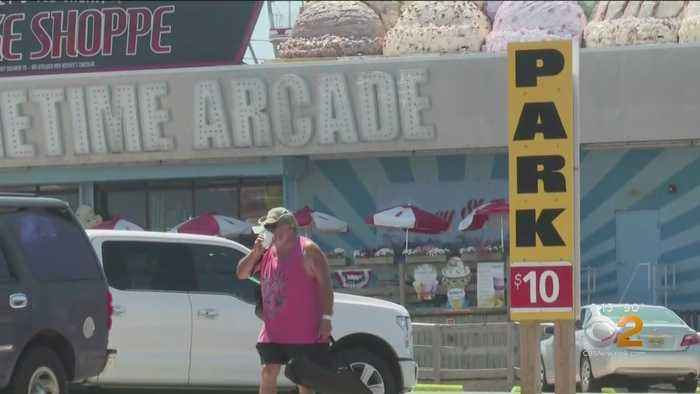 Seaside Heights Visitors Hit With High Parking Prices