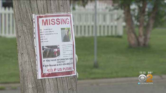 Desperate Search Begins For Long Island Man