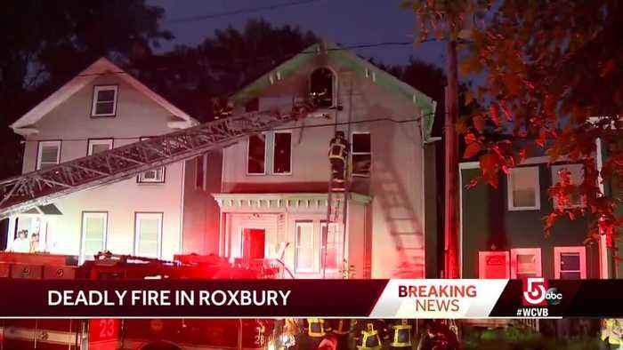 Man dies after being pulled from burning home