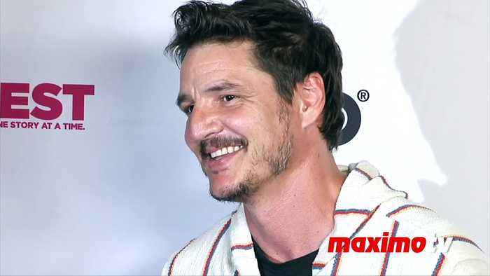 Pedro Pascal 2019 Outfest LA 'Sell By' Screening Red Carpet