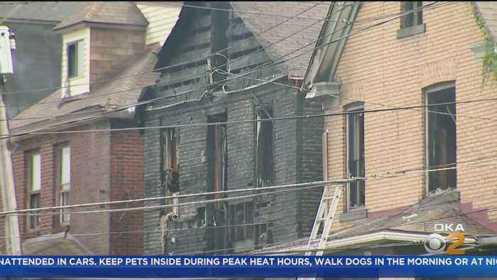 North Braddock Fire Ruled An Arson
