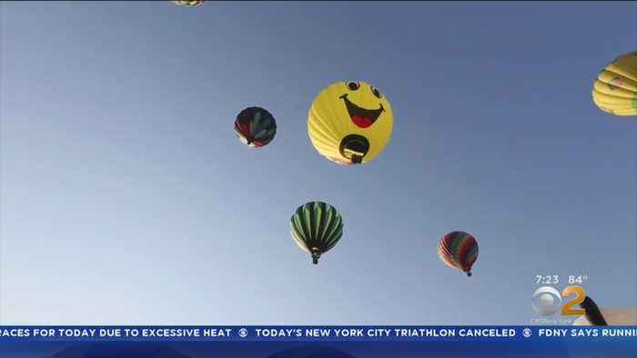Thousands Expected To Attend QuickChek New Jersey Festival of Ballooning